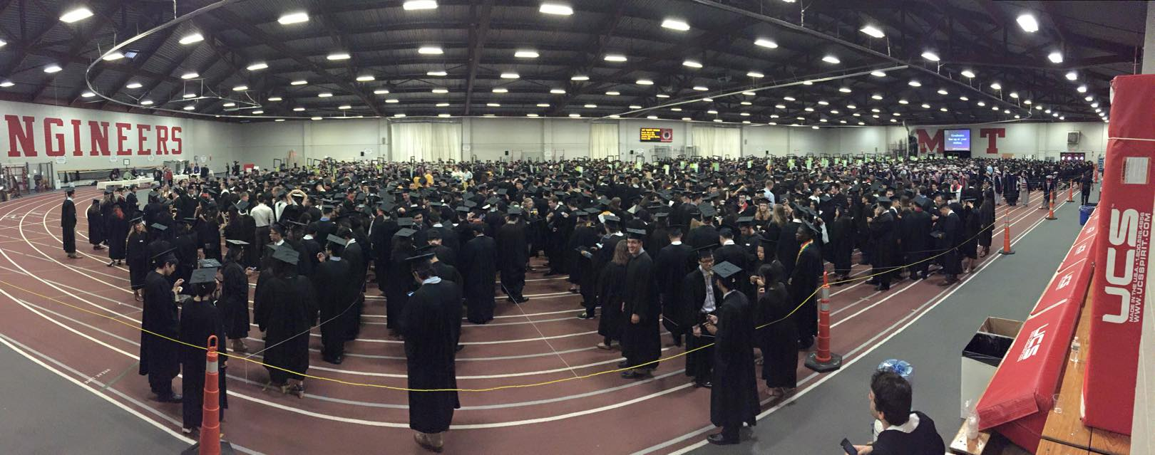 Graduation M.I.T. 2015