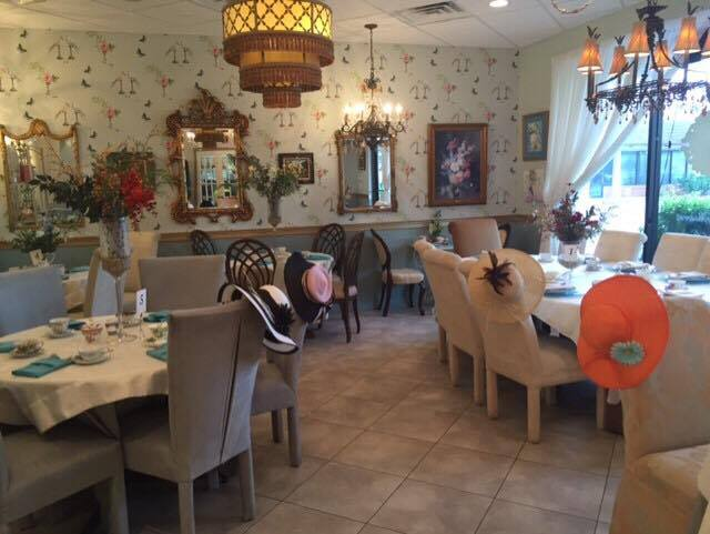 Tealicious Teahouse & Catering